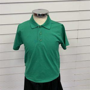 Leighton Middle School - PE Poloshirt, Schools, Leighton Middle